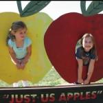 two-girls-apple-cutouts