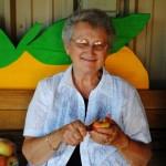 woman-peeling-apple