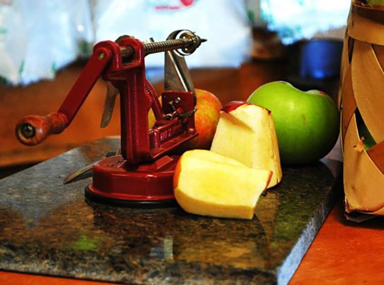 Apple Peeler Justus Orchard Hendersonville