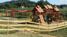 New Picnic Area & Adventure Playground!
